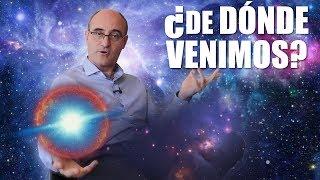 ¿De dónde salió toda la materia del universo?