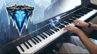 Freljord Theme (Winter's Claw) - League of Legends ~ Piano cover by HollowRiku