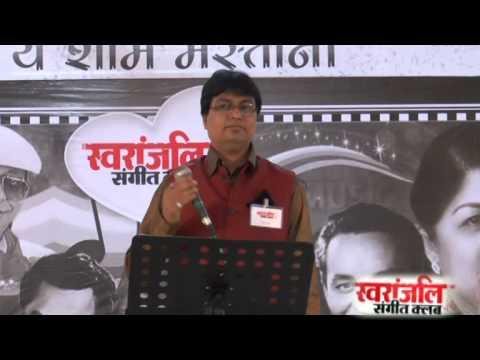 Xxx Mp4 Ye Shaam Mastani Sachin Voice Live 13 Oct 14 3gp Sex