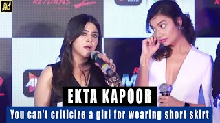 $€‬X Is Not Wrong | Ekta Kapoor Unbelievable Reaction | Ragini MMS 2 Returns Trailer Luanch