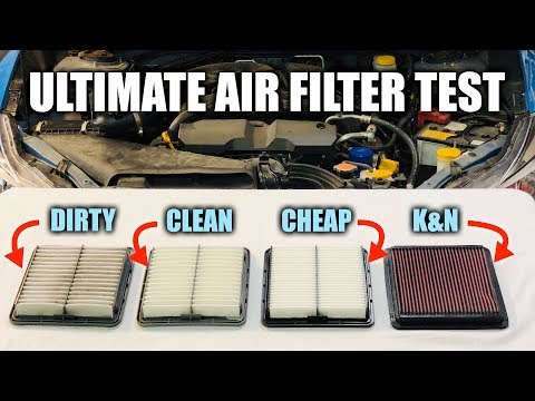 Do Performance Air Filters Actually Work