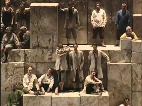 Verdi Nabucco Va Pensiero MET 2002