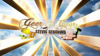 Geer & Goor Stevig Gebouwd Aflevering 3