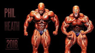 Phil Heath - ROAD TO MR.OLYMPIA 2018 - 7x Mr.Olympia | Bodybuilding Motivation