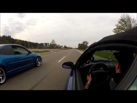 3g Turbo Eclipse vs Turbo Grand Prix vs Kenne BellMustang Cobra SVT