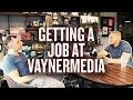 HOW A VIRAL REDDIT VIDEO GOT ME A JOB! | GARYVEE BUSINESS MEETING