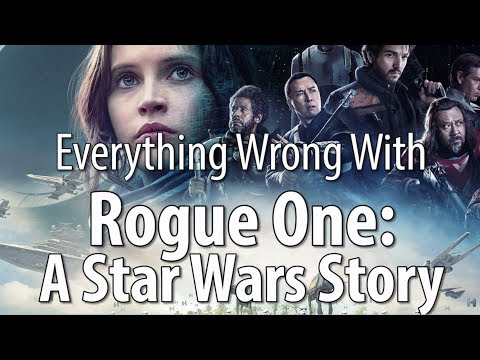 Xxx Mp4 Everything Wrong With Rogue One A Star Wars Story 3gp Sex