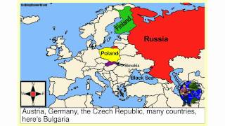 Eastern Europe Geography Song