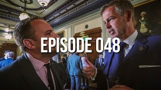 PETER JONES RULE FOR SUCCESS! | Backstage Business 048