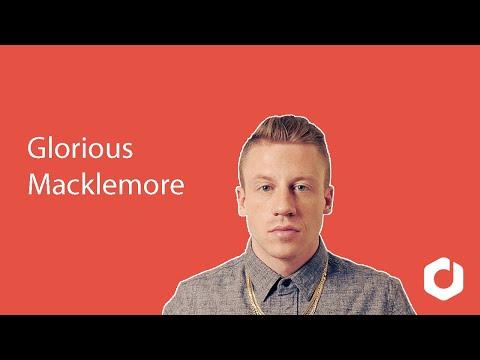 Macklemore - Glorious Lyrics