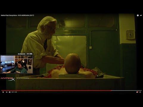 СЭНЫЧ EASYGOGAME смотрит Markul feat Oxxxymiron - FATA MORGANA (2017)║РЕАКЦИЯ║ГУСАР смотрит