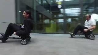 #1 Course avec nos FuriousKarts organisé chez Machine-3D || drive-enjoy.com