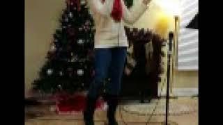 Jamie sings