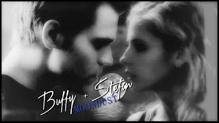 Buffy + Stefan | Moondust [Crossover]