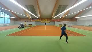 134 ROSENHOF darek CUP. Gran Tour(1/2F)Cz.BODZIONY vs T.KABATA 6/1