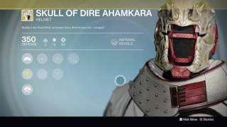 Xur's Day Review 2/3/2017
