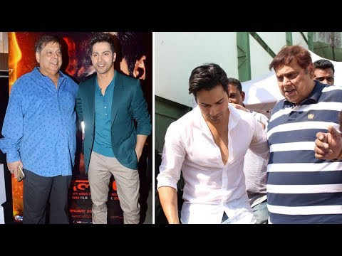 Varun Dhawan To Work With Dad David Dhawan Again   Latest Bollywood Gossips 2018 English