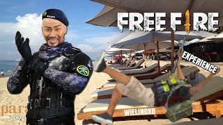 FREE FIRE EXPERIENCE