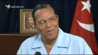 Hollywood EXPOSED! Minister Farrakhan says Hollywood determines trends!