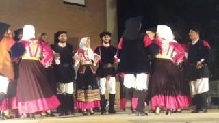 Gruppo ortobene Nuoro ballu tundu villaurbana 2016