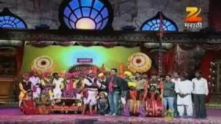 Marathi Paul Padte Pudhe Atkepar Zenda Jan. 09 '12 - Durgesh Nandini Group