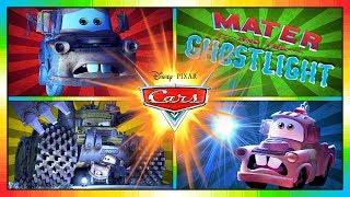 Cars en ESPAÑOL ★ MINI Cars la pelicula completa ★ MATE MATER E A LUZ FANTASMA ★ Cars 3 viene en 201