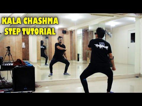 How To Do The Kala Chashma STEP    Dance Tutorial    Rockstar Dance Studios