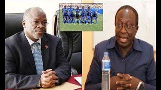 Habari kubwa magazetini leo  Nov 21, Kipigo cha stars JPM kupewa ripoti.
