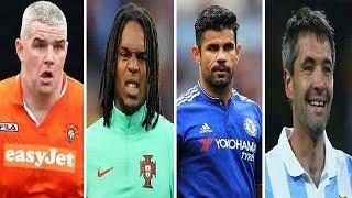 10 نجوم كرة القدم ستصدمك أعمارهم الحقيقية !