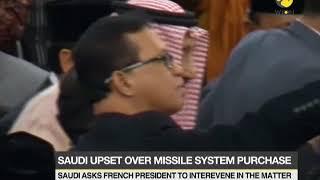 Saudi Arabia threatens military action over Qatar
