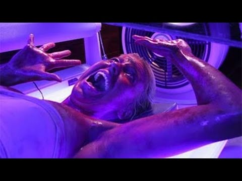 Final Destination 3 - Tanning Bed Accident