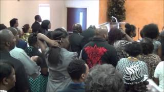 Funeral Praise Break