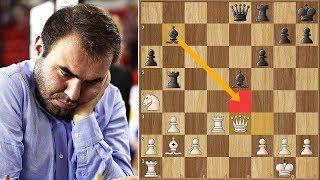 Complete Madness   Aronian vs Mamedyarov   Batumi Chess Olympiad (2018)
