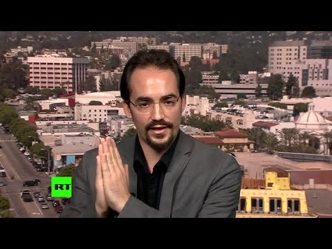 Zeitgeist's Peter Joseph on Wealth Illusion Structural Violence & Hope for Survival