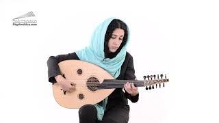 Oud Solo by Yasamin Shahhoseini | Rhythmitica | آموزش عود ریتمیتیکا