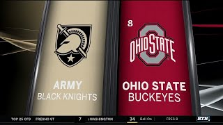 Army at Ohio State - Football Highlights