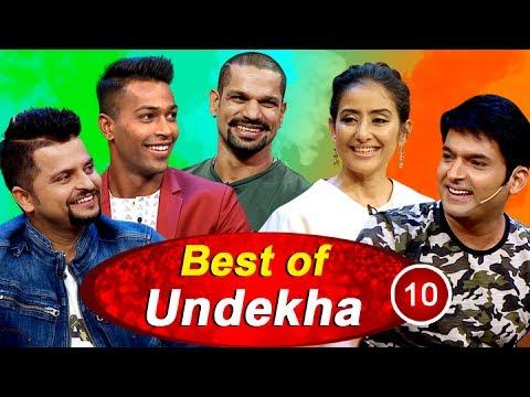 Xxx Mp4 Shikhar Hardik Raina Manisha In The Best Of Undekha The Kapil Sharma Show Sony LIV HD 3gp Sex