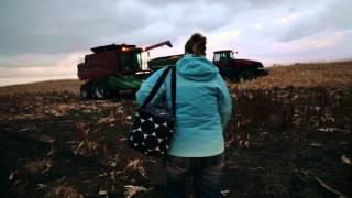 Meet a North Dakota Farm Mom, Sarah
