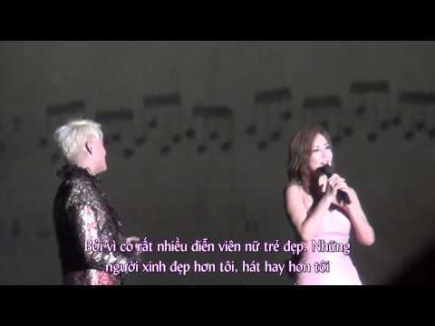 [KJSsmile Vietsub] 121229 XIA JUNSU Ballad&Musical Concert Talk with Kim Sunyoung
