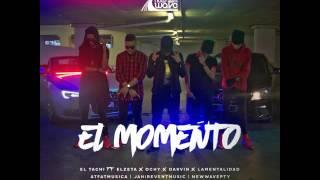 El Momento - El Tachi Ft Ochy, El Zeta, Darvin, La Mentalidad (Con Letra Mp3 Oficial)