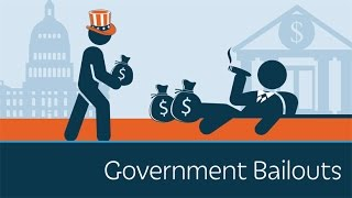 Should Government Bail Out Big Banks?