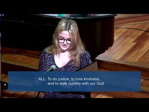 Take Up Your Mat The Healing Justice of Jesus Part 4 Sermon January 24 2021