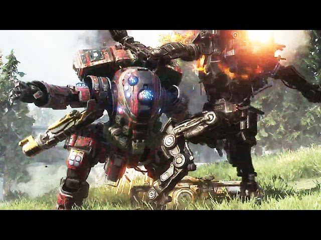 PS4 - Titanfall 2 Multiplayer Gameplay Trailer (E3 2016)