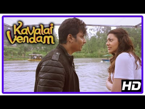 Xxx Mp4 Kavalai Vendam Movie Scenes Jiiva Reveals Truth Kajal Learns Manthra Is Hospitalised Manobala 3gp Sex