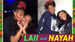 LAII and NAYAH 💕 Mr. &  Mrs. CRUNCHY  ✨ Instagram Cute Couple Goals Dance Compilation
