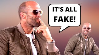 Jason Statham on beating up The Rock and his troubled past (Furious 7)