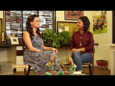 Dia Mirza on winning her first crown Miss Asia Pacific at 18