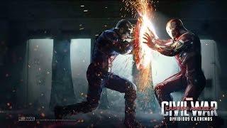 Captain America  Civil War FIGHT SCENES   Team Cap vs Team Iron Man   All Captain America Scenes
