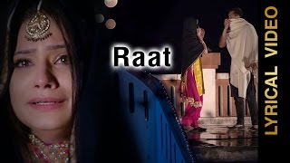 RAAT || SURJIT BHULLAR & SUDESH KUMARI || LYRICAL VIDEO || New Punjabi Songs 2016
