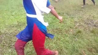 মেয়েদের ব্যতিক্রমি ফুটবল খেলা